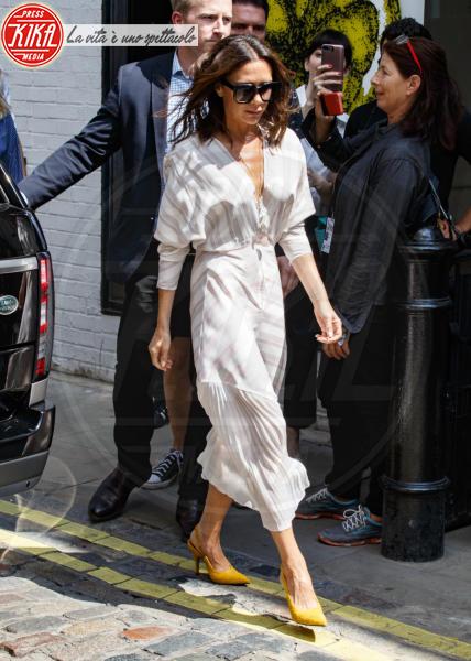 Victoria Beckham - Londra - 10-06-2018 - Da Victoria ad Angelina a Kaia: se la magrezza non è bellezza