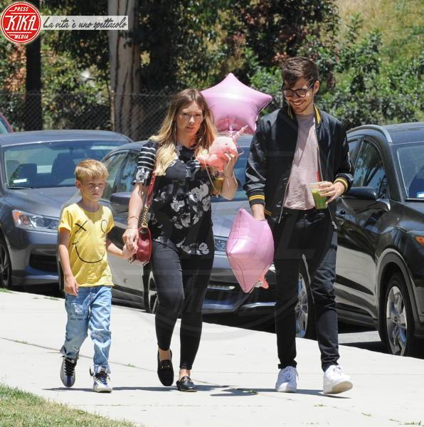 Hilary Duff - Studio City - 10-06-2018 - Fiocco rosa per Hilary Duff: l'attrice aspetta una bimba