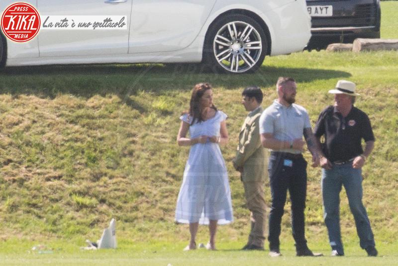 Kate Middleton - Tetbury - 10-06-2018 - Kate Middleton e Lady Diana: la trasparenza è la stessa
