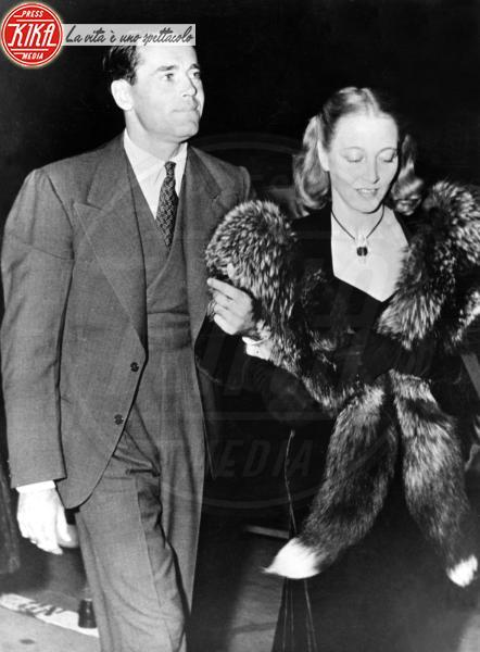 Frances Ford Seymour, Henry Fonda - Los Angeles - 01-01-1940 - Le star che non sapevi fossero rimaste vedove da giovani