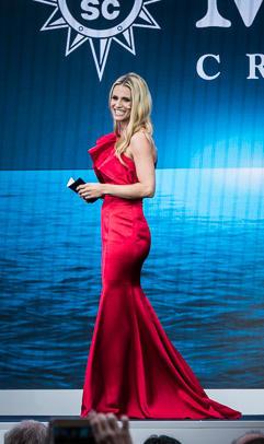 Michelle Hunziker - Genova - 09-06-2018 - Michelle Hunziker, lo stesso bikini vent'anni dopo