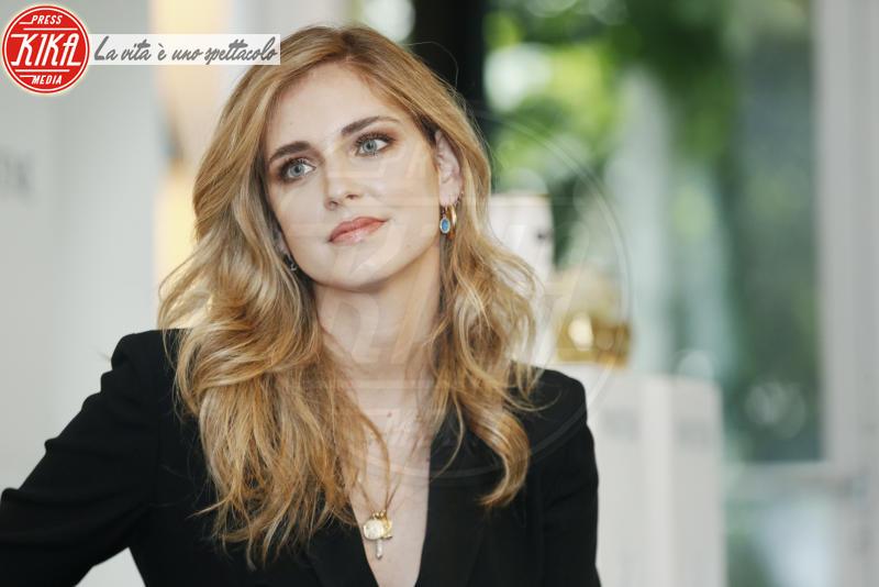 Chiara Ferragni - Milano - 12-06-2018 - Chiara Ferragni mamma da tre mesi, è già al lavoro