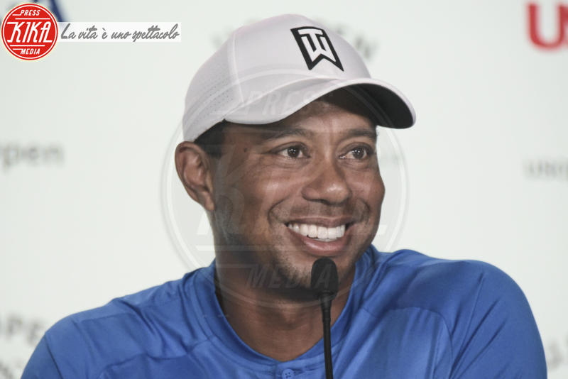 Tiger Woods - Southampton - 12-06-2018 - Time 2019, la classifica delle star più influenti