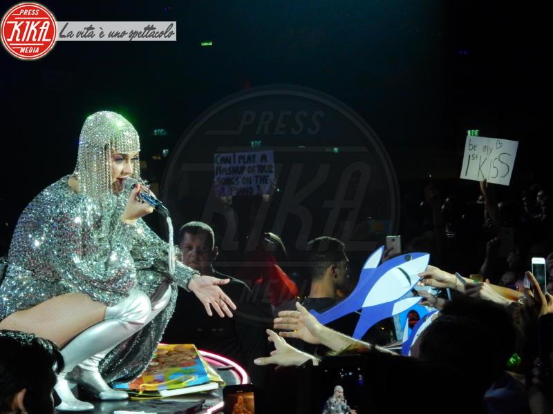 Katy Perry - Vienna - 04-06-2018 - Dark Horse è un plagio, Katy Perry nei guai