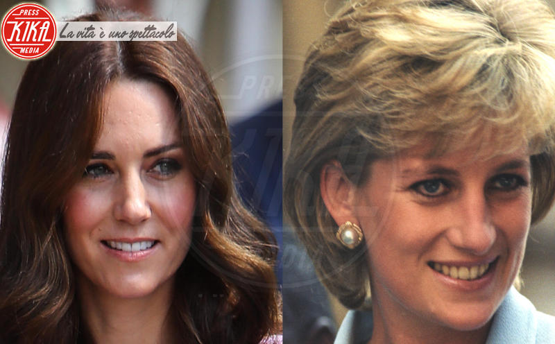 Kate Middleton, Lady Diana - 13-06-2018 - Kate Middleton e Lady Diana: la trasparenza è la stessa