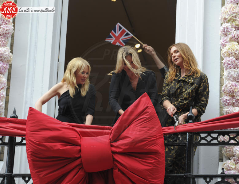 Kate Moss, Stella McCartney, Kylie Minogue - Londra - 13-06-2018 - Da Kate Moss a Kylie Minogue: quante star per Stella McCartney