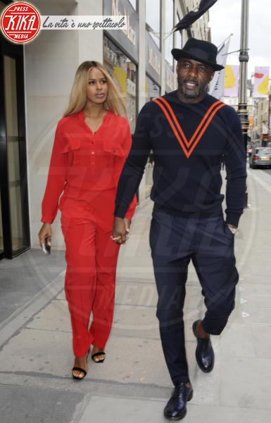 Sabrina Dhowre, Idris Elba - Londra - 13-06-2018 - Da Kate Moss a Kylie Minogue: quante star per Stella McCartney