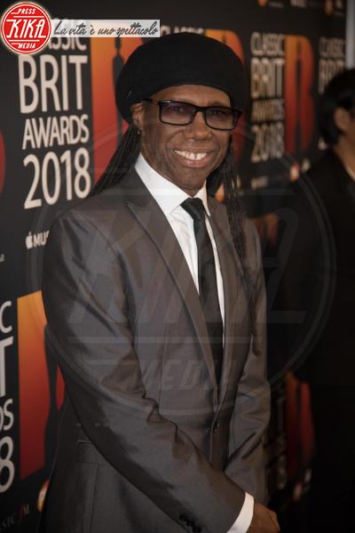 Nile Rodgers - Londra - 13-06-2018 - Classic Brit Awards, Sarah di York premia Andrea Bocelli