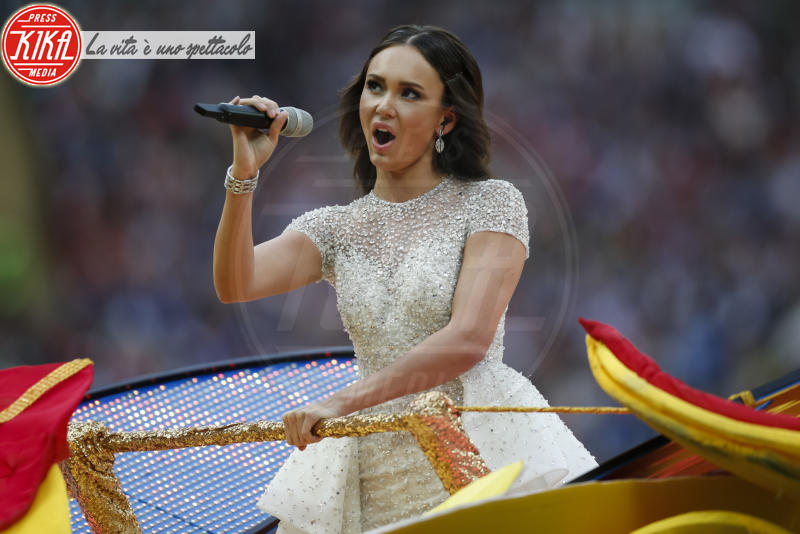 Aida Garifullina - Mosca - 14-06-2018 - Russia 2018: inaugurazione nel segno di Robbie Williams