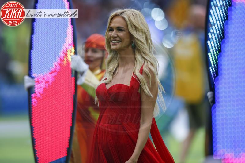 Natalia Vodianova - Mosca - 14-06-2018 - Russia 2018: inaugurazione nel segno di Robbie Williams