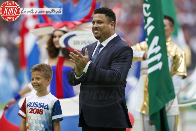 Ronaldo - Mosca - 14-06-2018 - Russia 2018: inaugurazione nel segno di Robbie Williams
