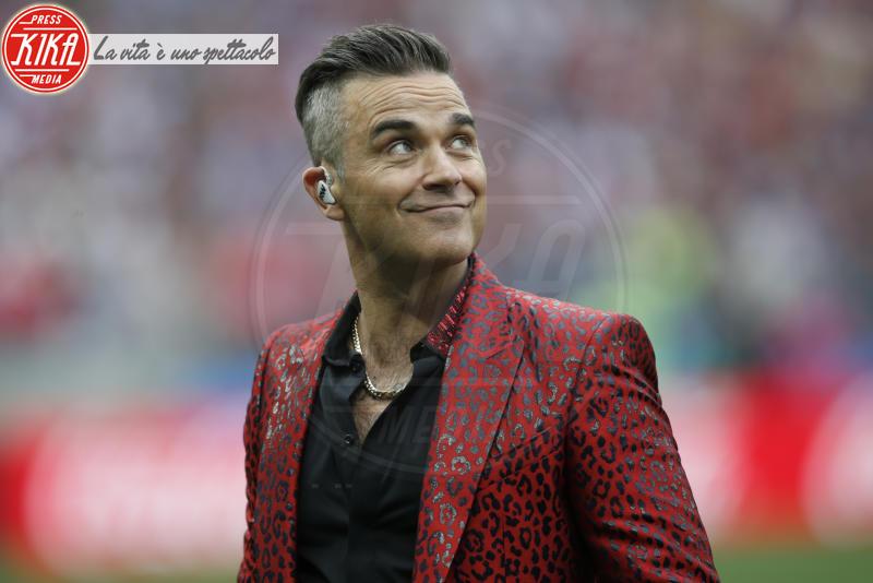 Robbie Williams - Mosca - 14-06-2018 - Robbie Williams & Co: le star che credono ai fantasmi