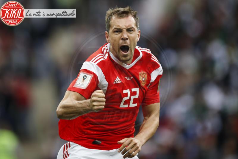 Artem Dzyuba - Mosca - 14-06-2018 - Russia 2018: inaugurazione nel segno di Robbie Williams