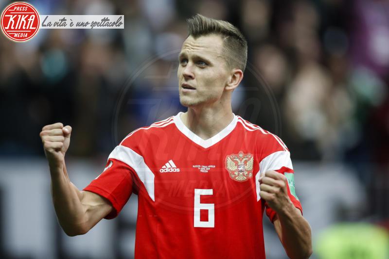 Denis Cheryshev - Mosca - 14-06-2018 - Russia 2018: inaugurazione nel segno di Robbie Williams