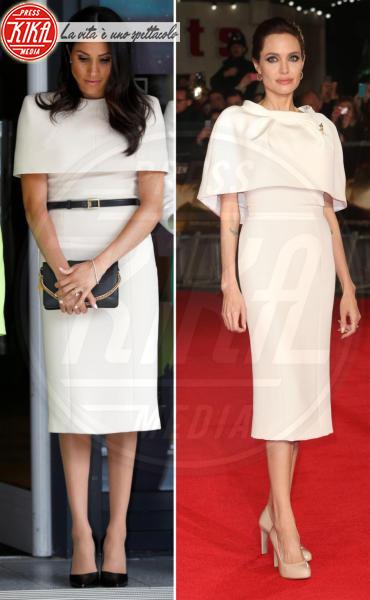 Meghan Markle, Angelina Jolie - 15-06-2018 - Chi lo indossa meglio? Meghan Markle e Angelina Jolie