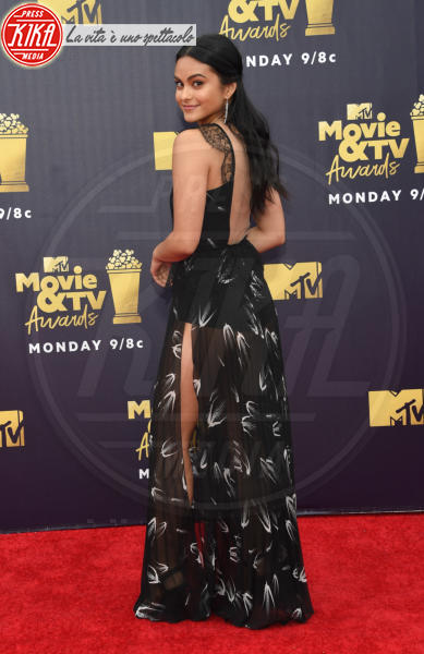Camila Mendes - Santa Monica - 16-06-2018 - Mtv Movie & Tv Awards: irriconoscibile Hannah Baker