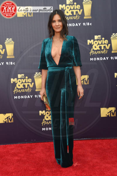Olivia Munn - Santa Monica - 16-06-2018 - Mtv Movie & Tv Awards: irriconoscibile Hannah Baker