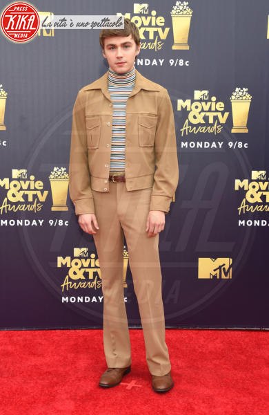Miles Heizer - Santa Monica - 16-06-2018 - Mtv Movie & Tv Awards: irriconoscibile Hannah Baker