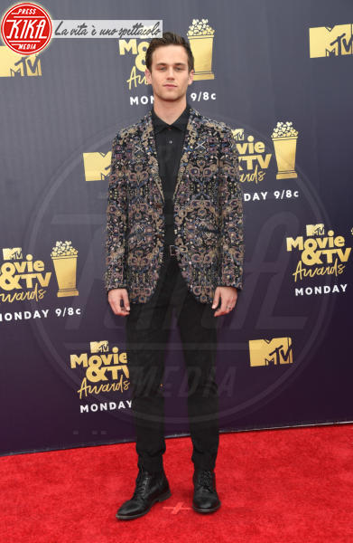 Brandon Flynn - Santa Monica - 16-06-2018 - Mtv Movie & Tv Awards: irriconoscibile Hannah Baker