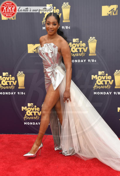Tiffany Haddish - Santa Monica - 16-06-2018 - Mtv Movie & Tv Awards: irriconoscibile Hannah Baker