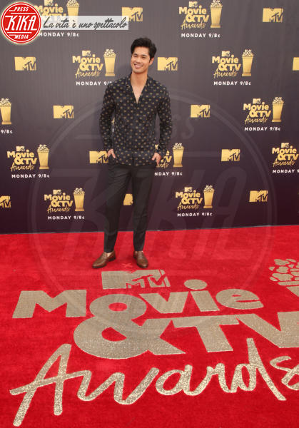 Ross Butler - Santa Monica - 17-06-2018 - Mtv Movie & Tv Awards: irriconoscibile Hannah Baker