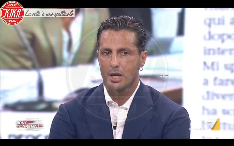 Fabrizio Corona - 18-06-2018 - Live – Non è la D'Urso: la pubblica ammenda di Fabrizio Corona