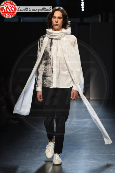 sfilata Isabel Benenato - Milano - 17-06-2018 - Milano Fashion Week: la sfilata di Isabel Benenato