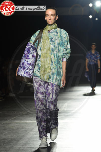 sfilata Hunting World - Milano - 18-06-2018 - Milano Fashion Week: la sfilata di Hunting World