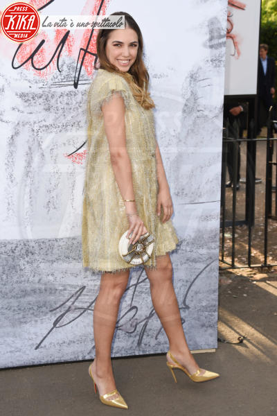 Amber Le Bon - Londra - 19-06-2018 - Lady Kitty Spencer, un fiore alla Serpentine Gallery