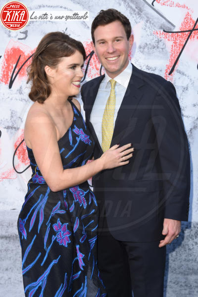 Princess Eugenie, Jack Brooksbank - Londra - 19-06-2018 - Lady Kitty Spencer, un fiore alla Serpentine Gallery