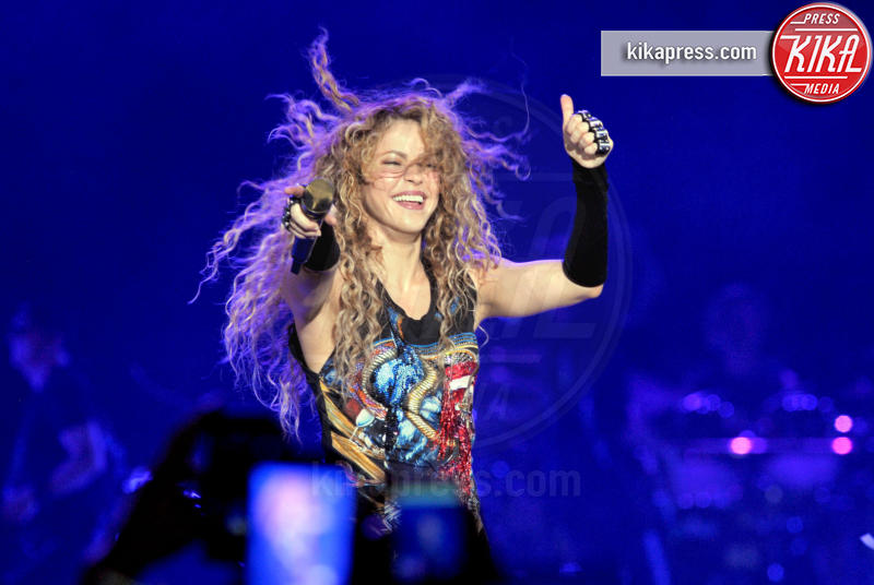 Shakira - Milano - 21-06-2018 - Shakira è tornata, fan in visibilio per lo show al Forum
