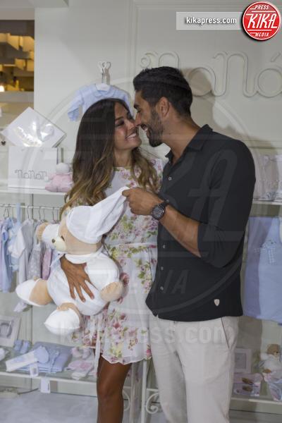Giorgia Palmas, Filippo Magnini - Firenze - 21-06-2018 - Giorgia Palmas e Filippo Magnini, quanto amore al Pitti bimbo