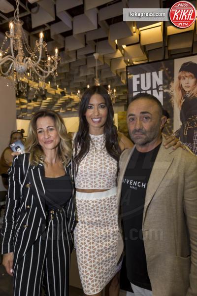 Elisabetta Gregoraci - Firenze - 21-06-2018 - Giorgia Palmas e Filippo Magnini, quanto amore al Pitti bimbo