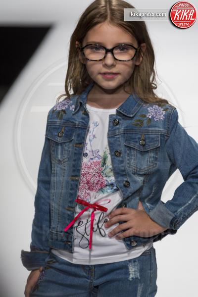 Pitti Bimbo 2018 - Firenze - 21-06-2018 - Pitti Bimbo: bambini in passerella anche per le cause sociali