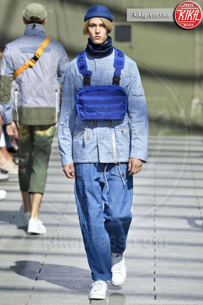 Sfilata Junya Watanabe - Parigi - 22-06-2018 - Paris Fashion Week: la sfilata di Junya Watanabe