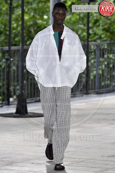 Sfilata Issey Miyake - Parigi - 21-06-2018 - Paris Fashion Week: la sfilata di Issey Miyake