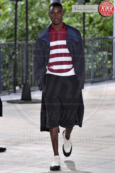 Sfilata Issey Miyake, Model - Parigi - 21-06-2018 - Paris Fashion Week: la sfilata di Issey Miyake