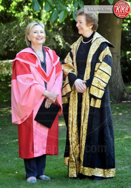 Mary Robinson, Hillary Clinton - Dublino - 22-06-2018 - Dublino: Hillary Clinton riceve il dottorato dal Trinity College