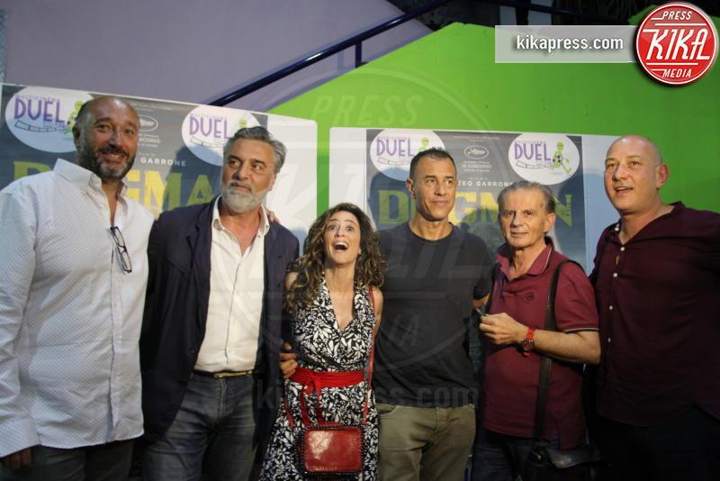 Matteo Garrone - Caserta - 22-06-2018 - Caserta: Matteo Garrone chiude il Luogo della Lingua Festival