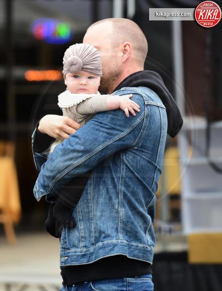 Story Annabelle Paul, Aaron Paul - Los Angeles - 24-06-2018 - Aaron Paul, Jesse Pinkman di Breaking Bad è un tenero papà
