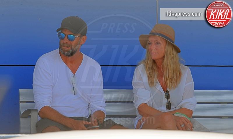 Ulla Sandrock, Jurgen Klopp - Ibiza - 22-06-2018 - Jurgen Klopp, dalla finale di Champions al sole di Ibiza