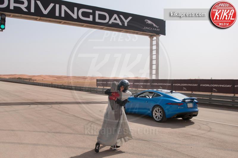 Aseel Al Hamad - Riyadh - 25-06-2018 - Aseel, una saudita al volante: è festa dopo la fine del divieto