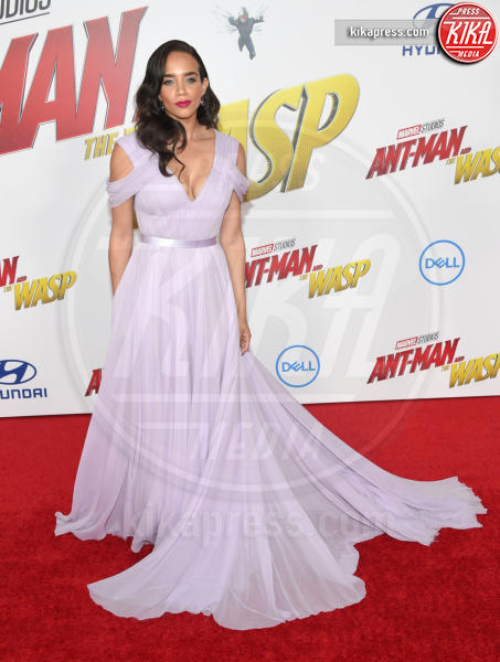 Hannah John-Kamen - Hollywood - 25-06-2018 - Evangeline Lilly, spacco da capogiro per Ant-Man and the Wasp