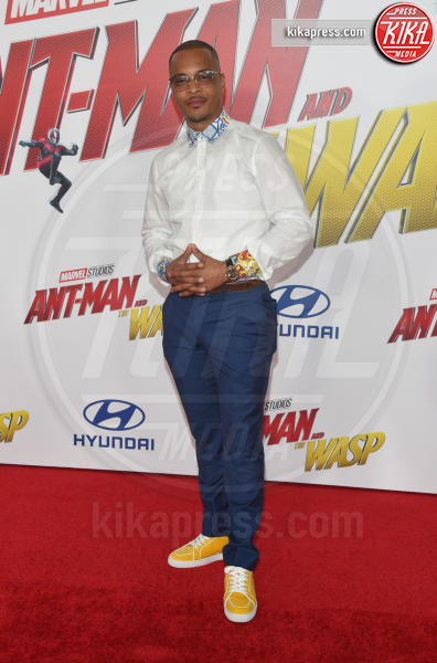 T.I. - Hollywood - 25-06-2018 - Evangeline Lilly, spacco da capogiro per Ant-Man and the Wasp