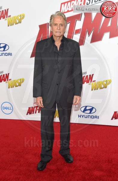 Michael Douglas - Hollywood - 25-06-2018 - Evangeline Lilly, spacco da capogiro per Ant-Man and the Wasp