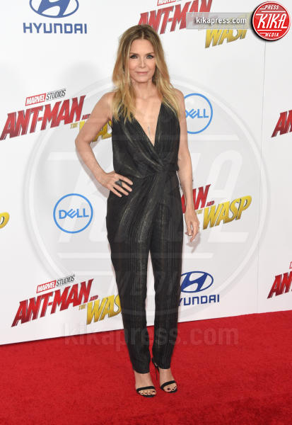 Michelle Pfeiffer - Hollywood - 25-06-2018 - Evangeline Lilly, spacco da capogiro per Ant-Man and the Wasp