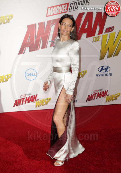 Evangeline Lilly - Hollywood - 26-06-2018 - Evangeline Lilly, spacco da capogiro per Ant-Man and the Wasp