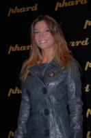 Margherita Granbassi - Milano - 26-10-2007 - Margherita Granbassi lascia l'Arma per Annozero