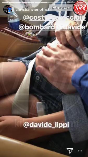 Costanza Caracciolo - 07-07-2018 - Vieri-Caracciolo, ecco il sesso del bimbo in arrivo