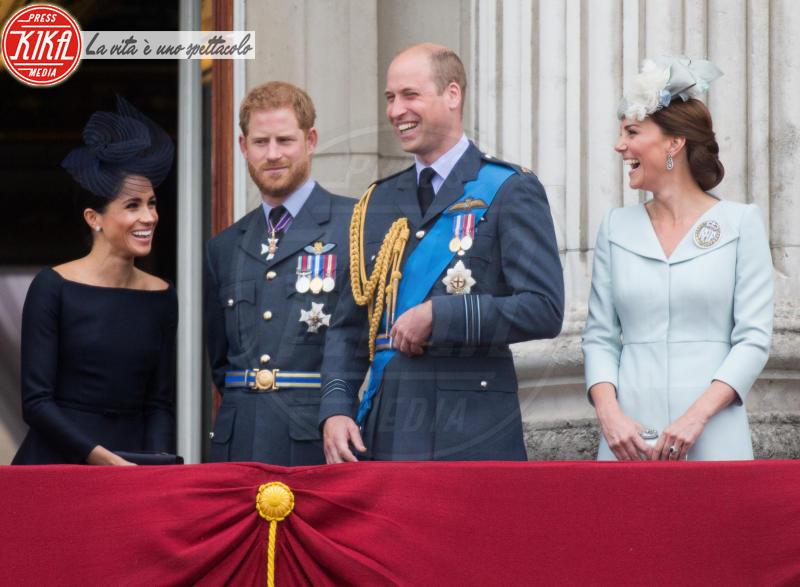 Meghan Markle, Principe William, Kate Middleton, Principe Harry - Londra - 10-07-2018 - Megxit: sarà questa la casa dei duchi di Sussex?